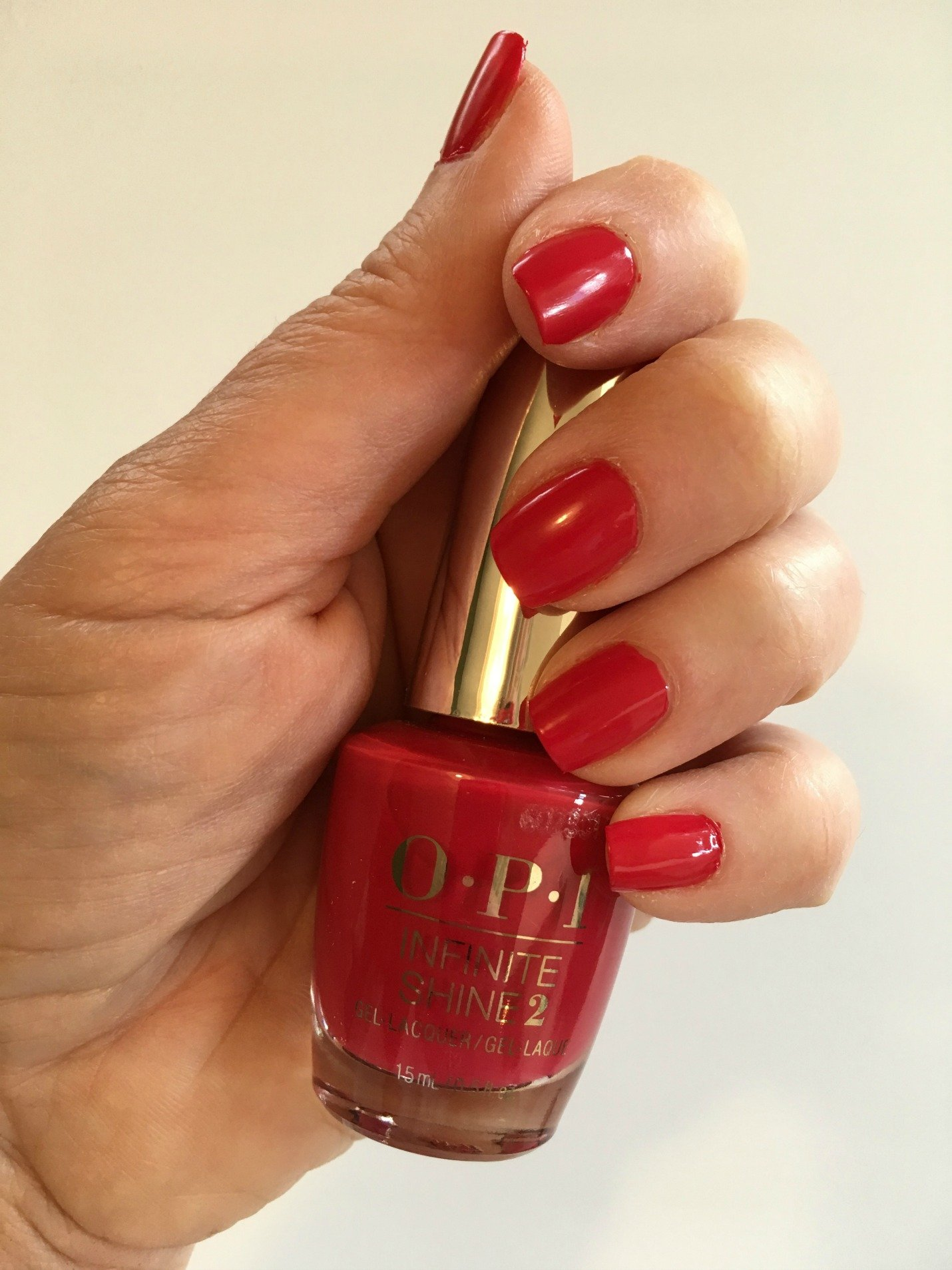 OPI Infinite Shine Dutch Tulips Image