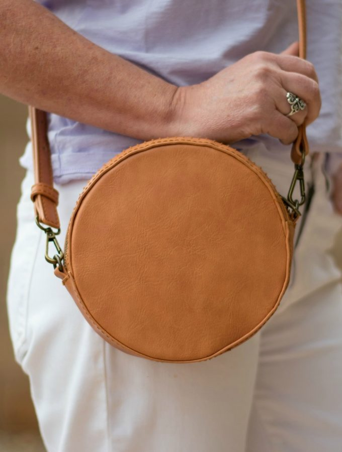 Round Crossbody bag by Universal Thread