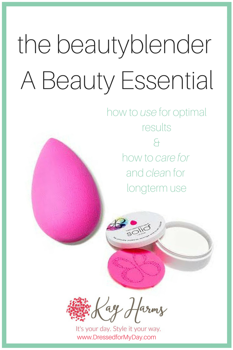 Beautyblender - a Beauty Essential