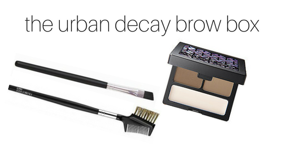 Essentials the brow box