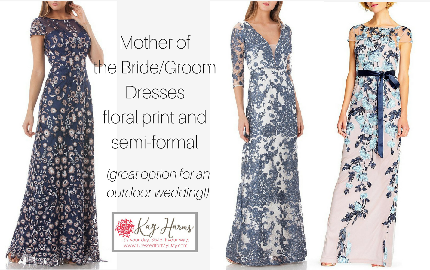 Mother Of The Bride Or Groom Dresses