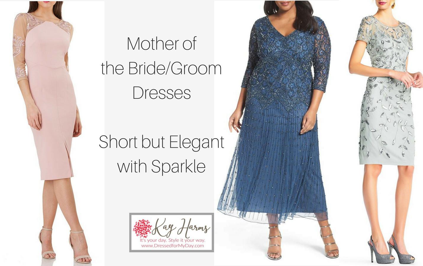 MOB short elegant sparkle
