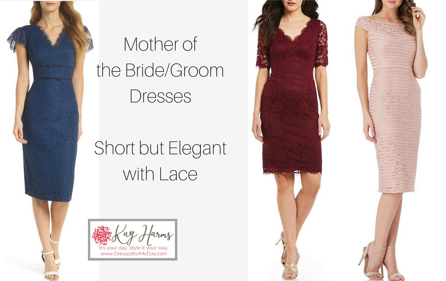 Mother of the Bride or Groom Dresses - Dressed for My Day