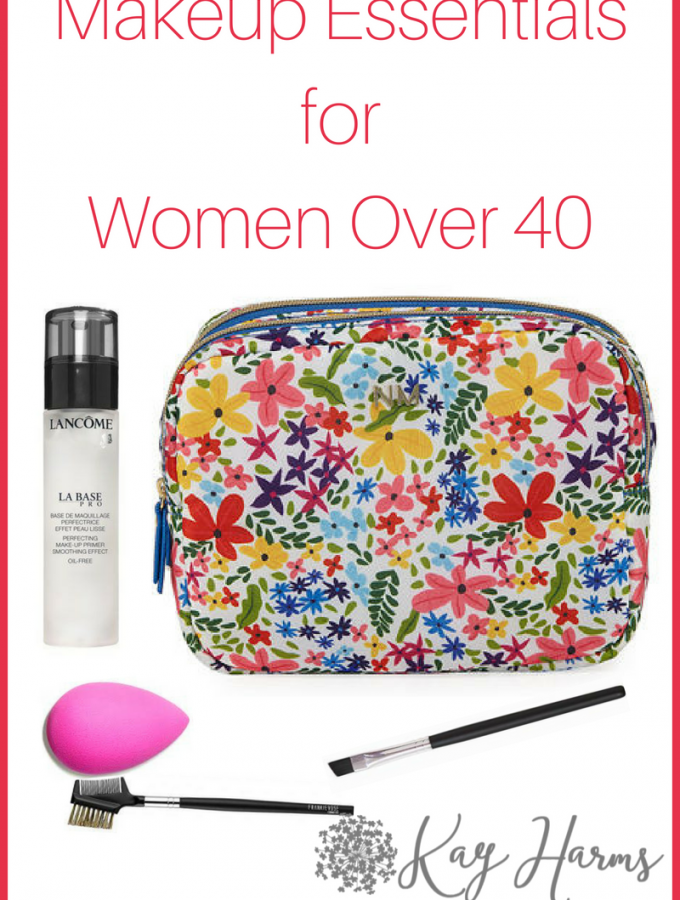 Makeup Essentials for Women Over 40