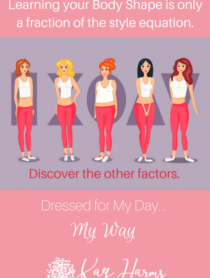 Discovering Your Body Shape – Dressed My Way