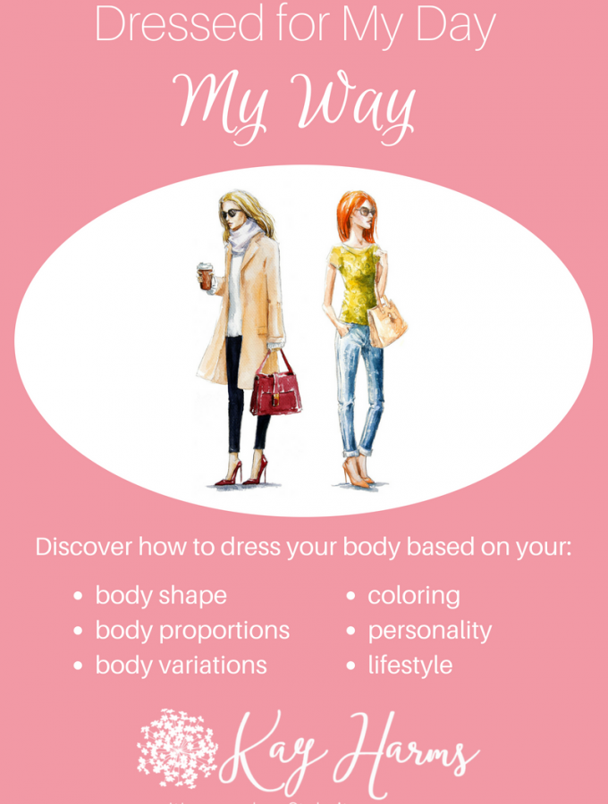 How to Dress Your Body…Your Way