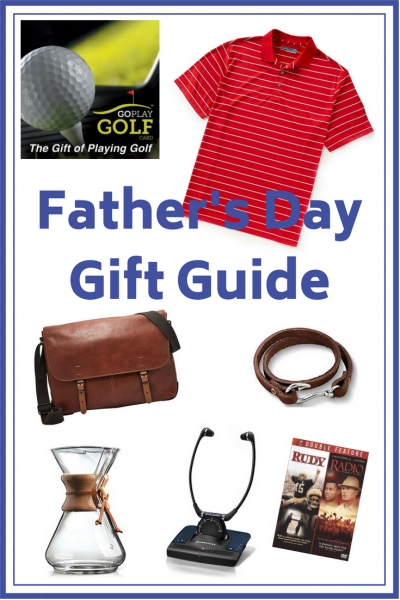 Father's Day Gift Guide for dads of all ages and many interests