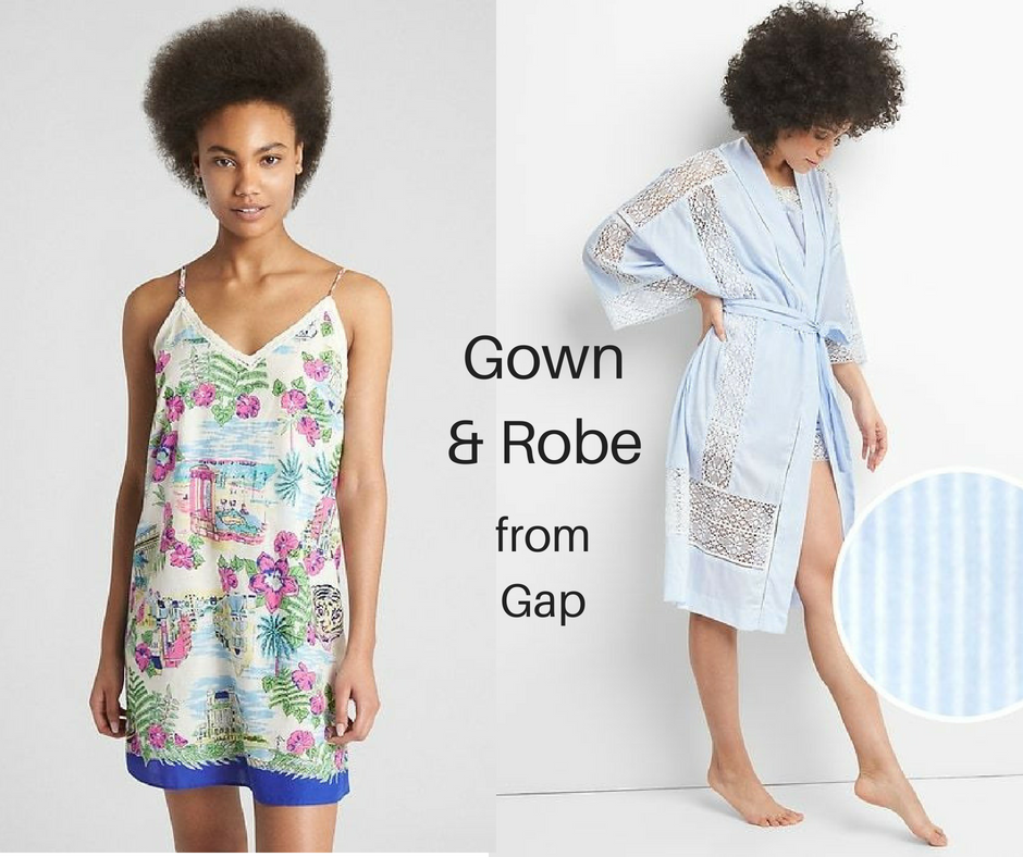 Summer Nights GAP Sleepwear favorites