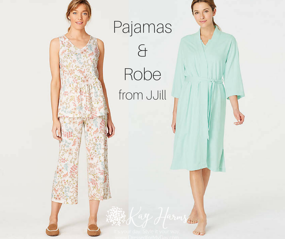 Sleepwear Favorites - Summer Nights JJill