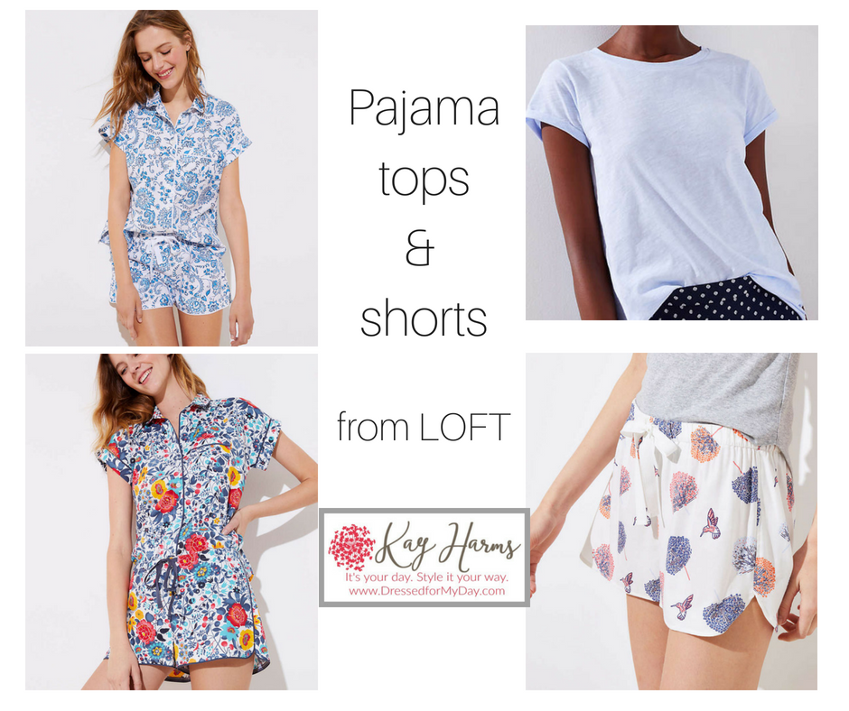 Summer Nights LOFT Sleepwear Favorites