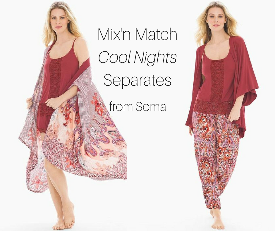 Summer Nights Soma Sleepwear favorites