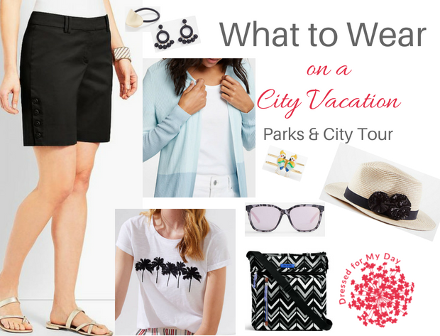 What to Wear City Vacation Parks & City Tour