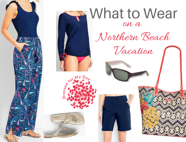What to Wear Northern Beach Vacation for a Day on the Beach