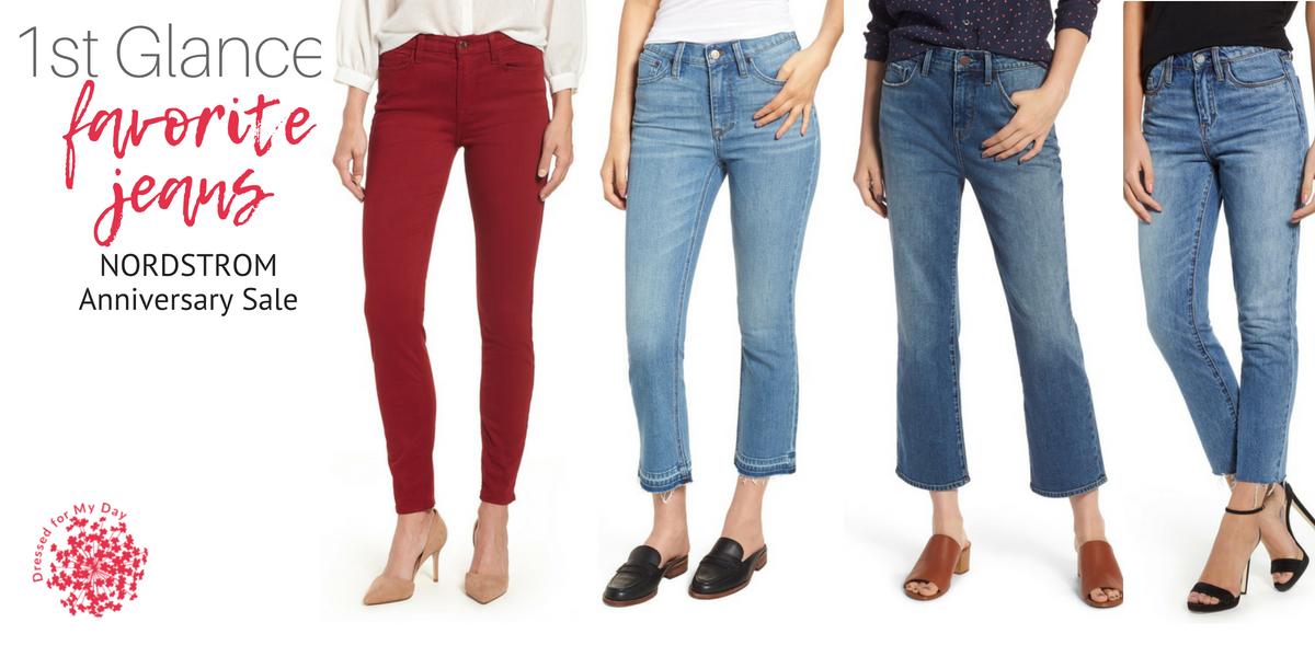 Nordstrom Sale 1st Glance Favorite Jeans