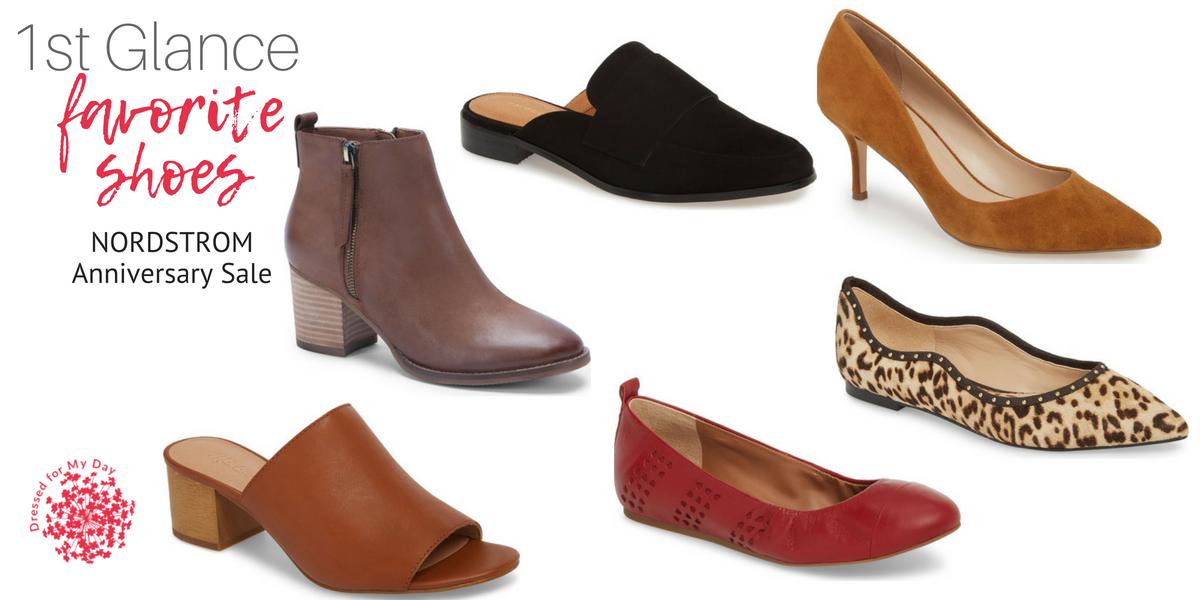 Nordstrom Sale 1st Glance Favorite shoes