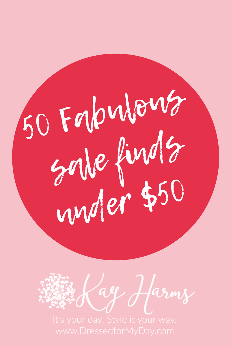 50 Fabulous Finds under $50