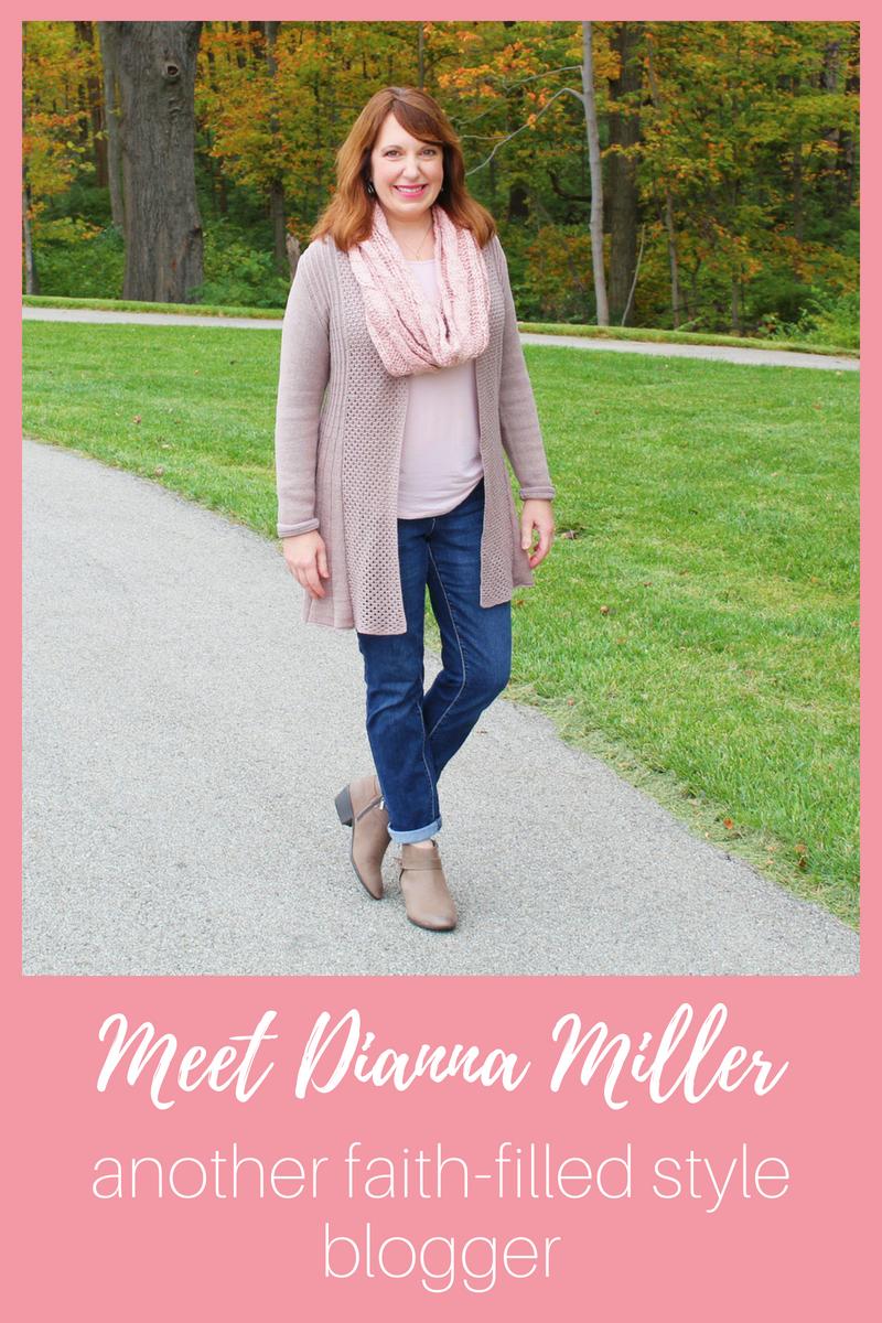 Meet Dianna Miller