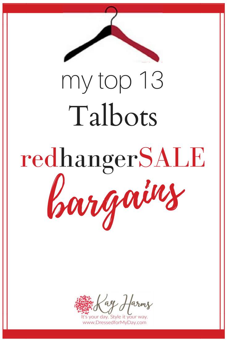 My Top 13 Red Hanger Sale Bargains