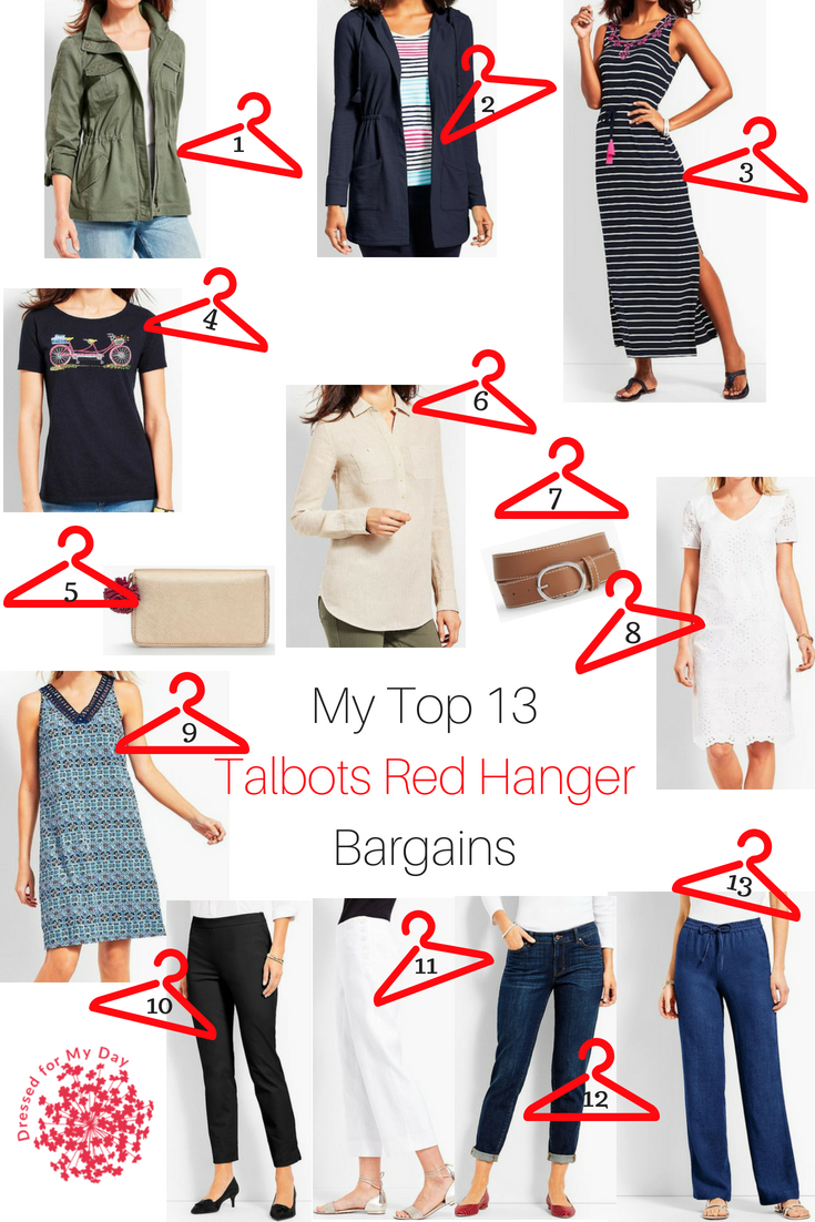 Top 13 Talbots Red Hanger Bargains