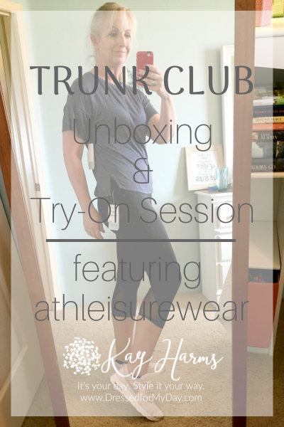 Trunk Club Unboxing and Try-On Session Nordstrom