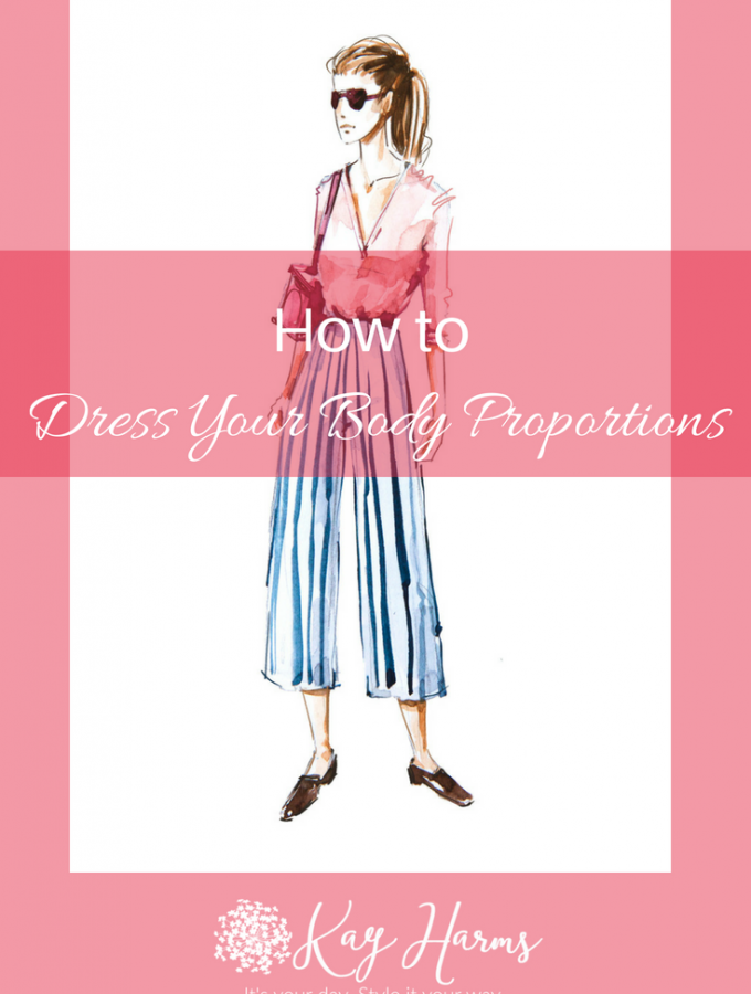How to Dress Your Body Proportions