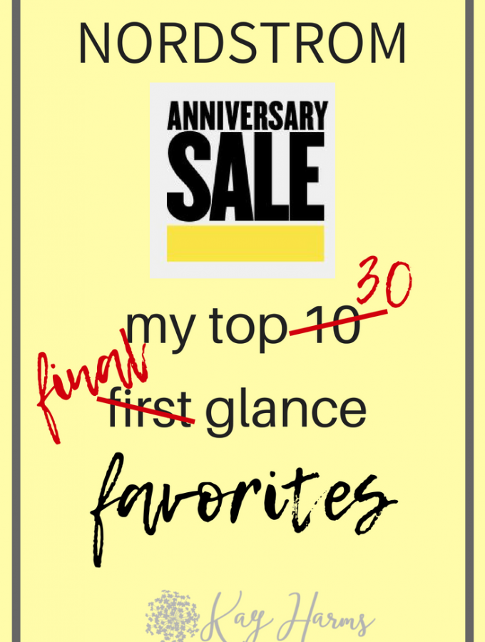 Nordstrom Sale Final Glance