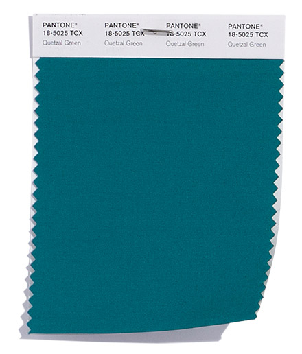 Pantone-Fashion-Color-Trend-Report-New-York-Fall-2018-Swatch-Quetzal-Green
