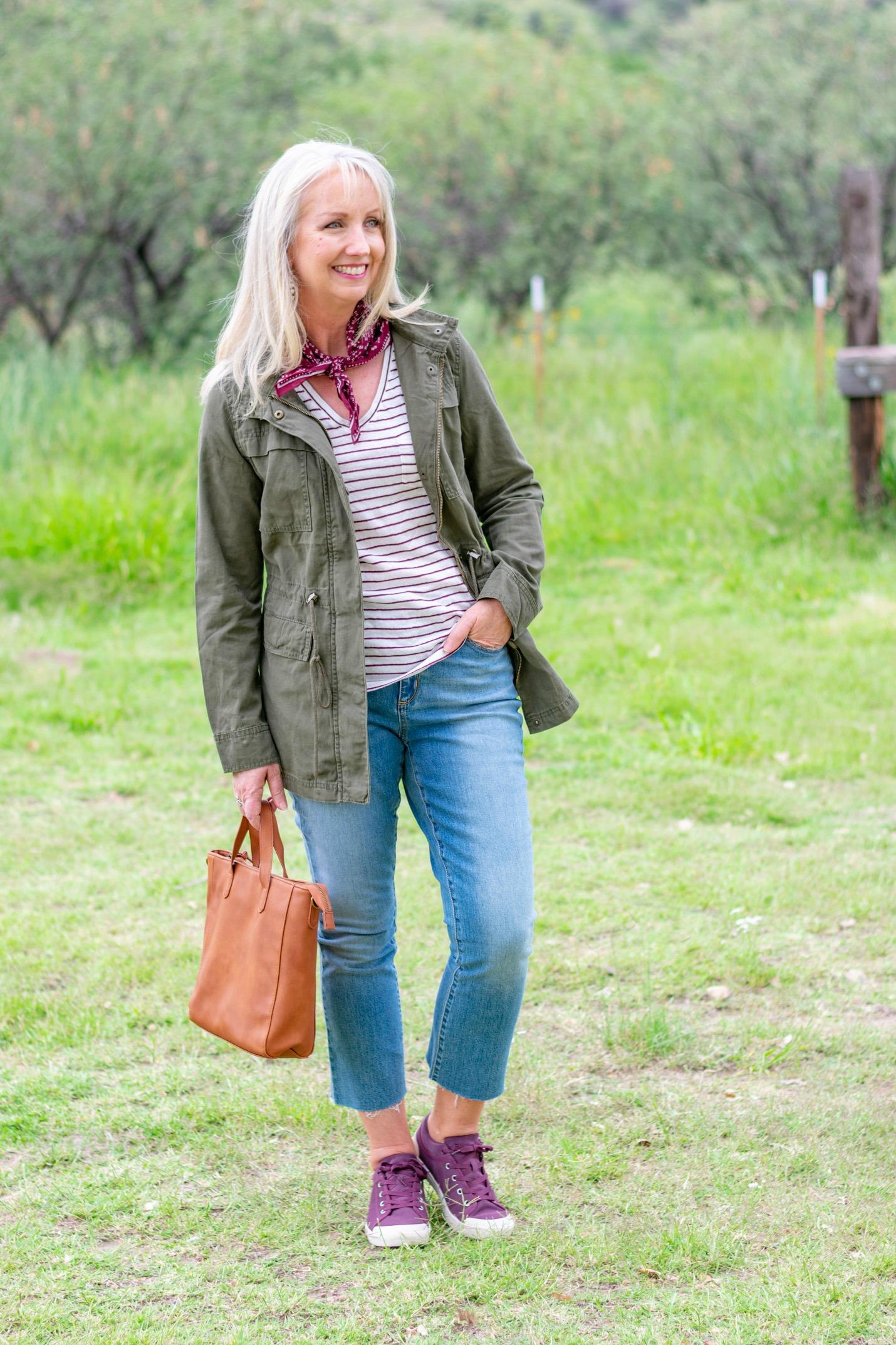 Utility Jacket for Leaf Peeping