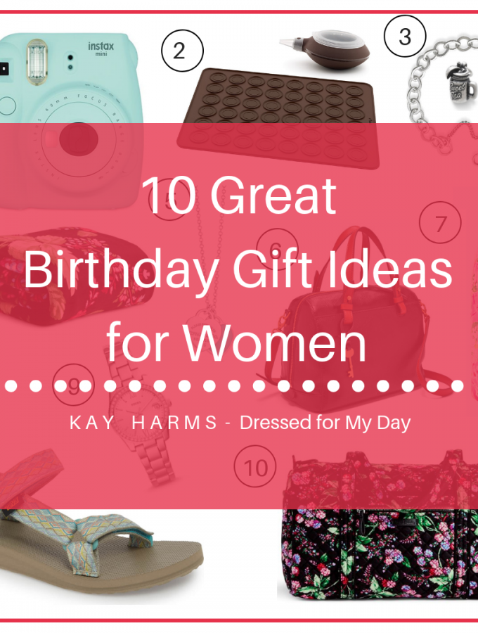 Birthday Gifts for Her - Abby's Favorite Things 1