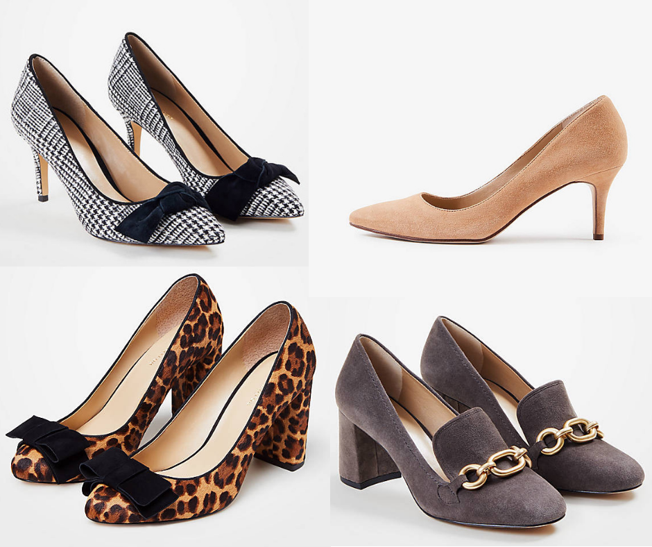Saturday Shoe Sales Ann Taylor
