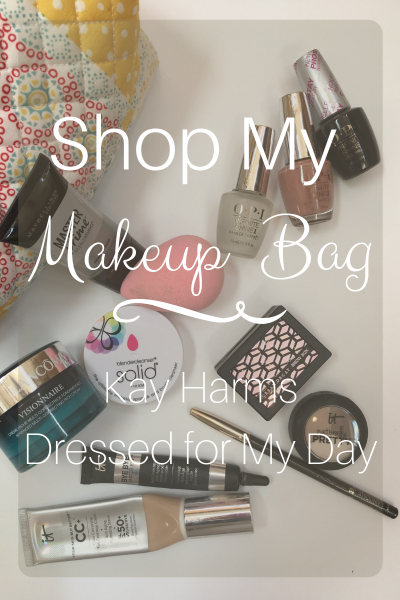 Shop My Makeup Bag