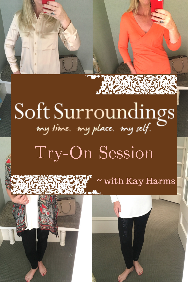 Soft Surroundings Try On Session For Fall 2018 Dressed For My Day