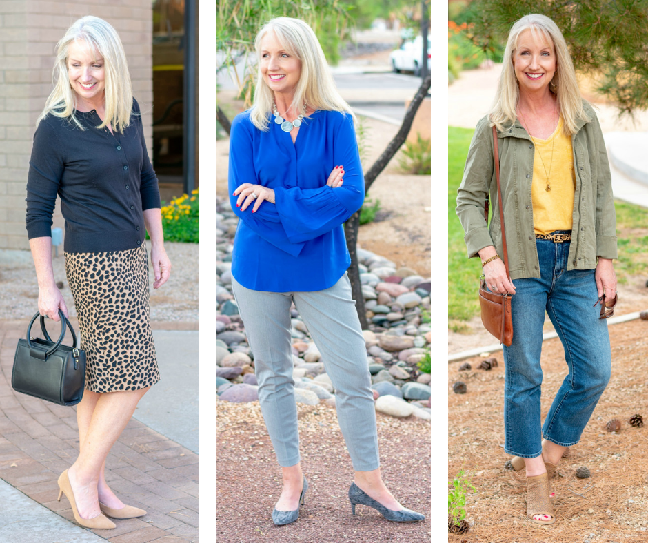 7 Ways to Elevate from Simple to Stylish - Animal Print & Texture