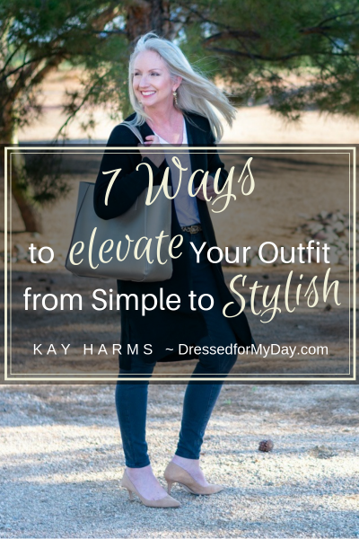 7 Ways to Elevate Your Outfit from Simple to Stylish