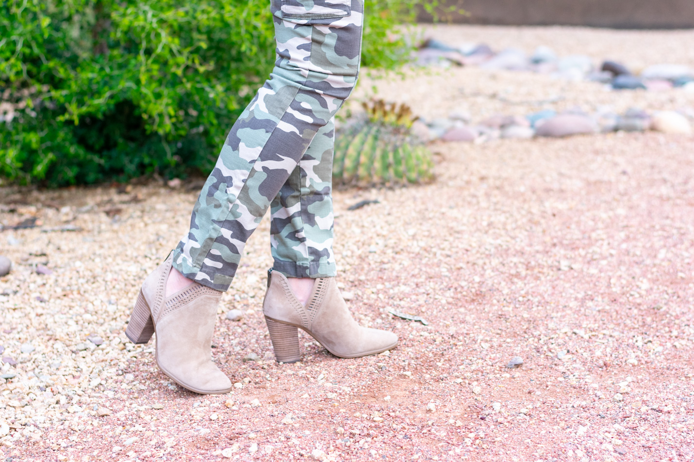 2 Ways to Style Camo + More Ideas