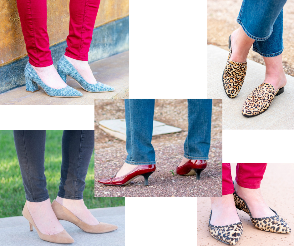 Elevate from Simple to Stylish - Pointy Toes