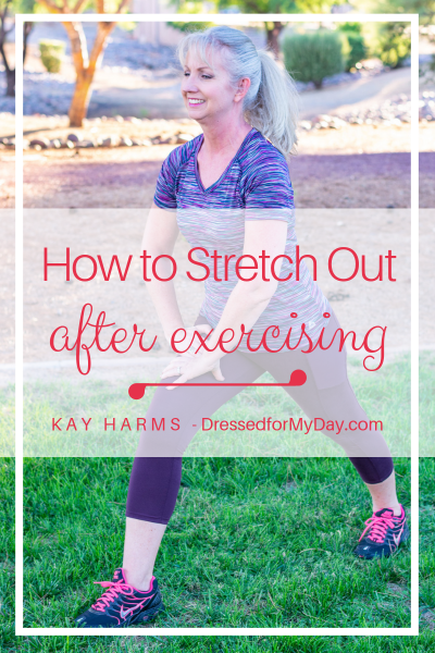 How to Stretch Out After Exercising