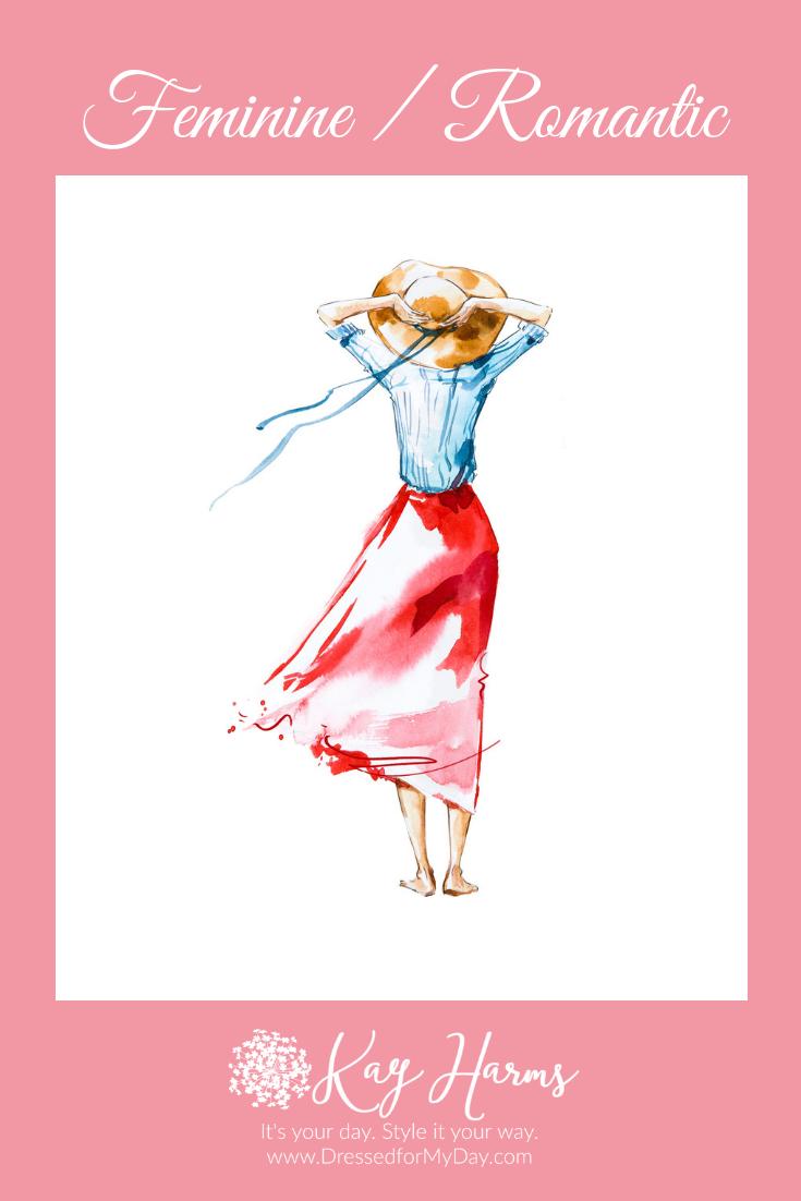 Personality Styles - Feminine Romantic
