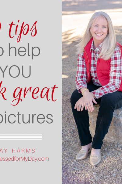 9 tips to help you look great in pictures