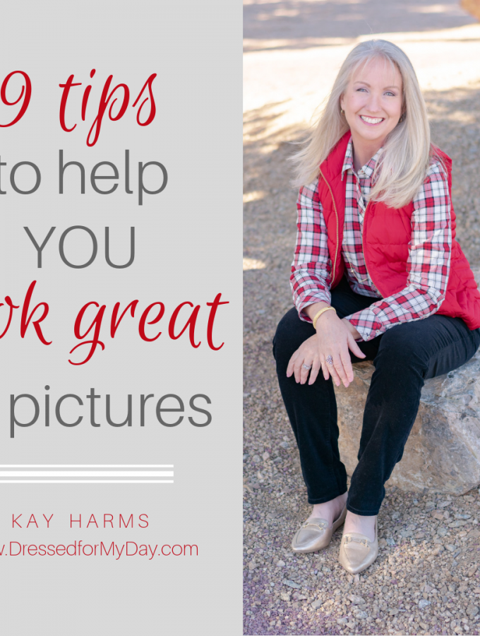 How to Look Great in Photographs