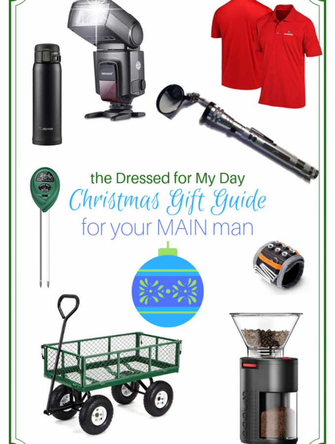 What to Get Your Main Man for Christmas
