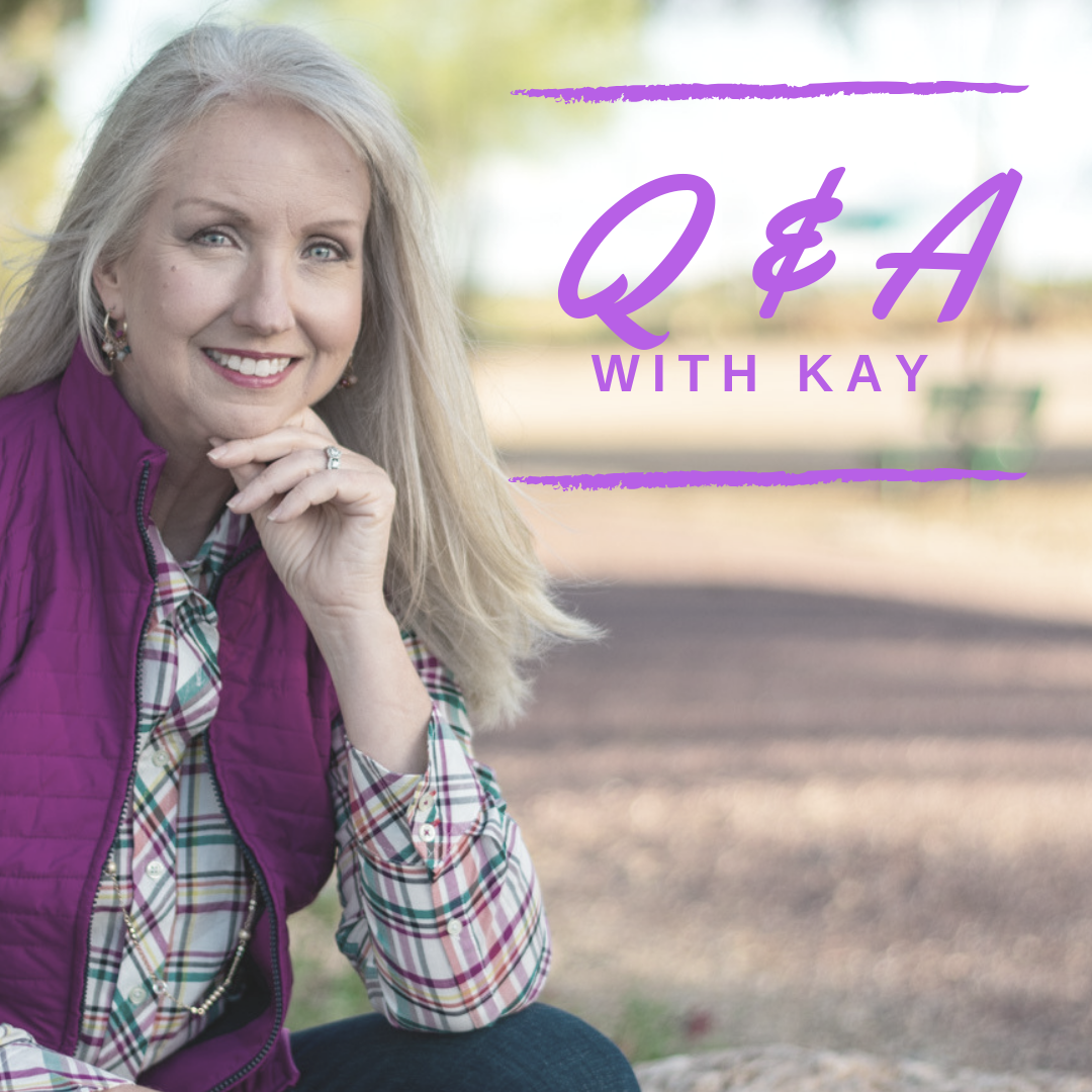 Q & A with Kay