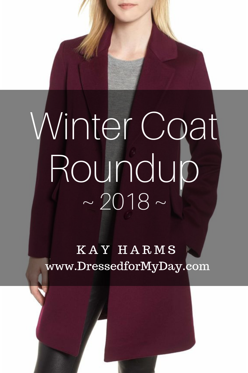 Winter Coat Roundup 2018