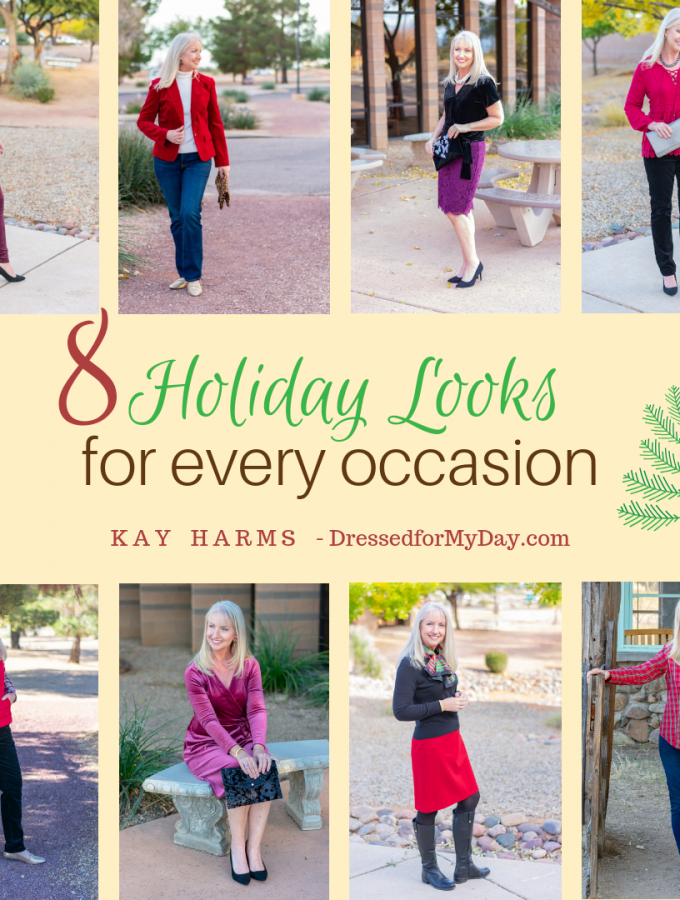 8 Holiday Looks for every occasion