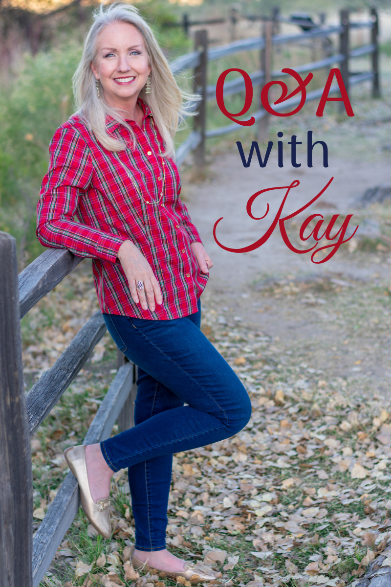 Q&A with Kay December 2018