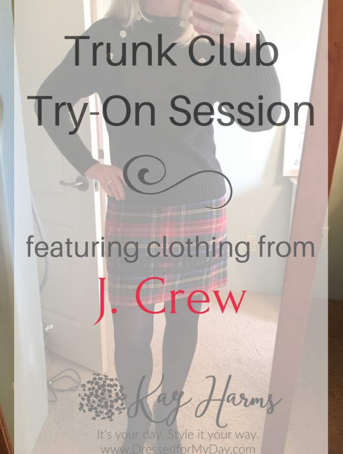 Trunk Club Try-On Session J. Crew