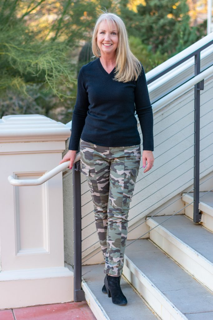 5 Ways to Wear Camo Pants