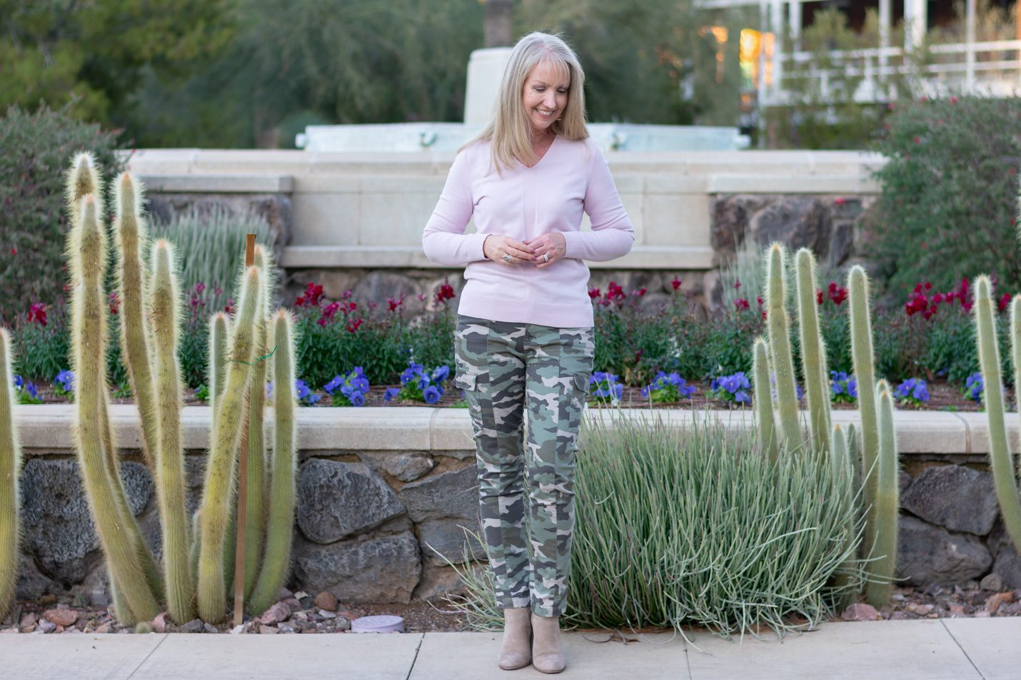 5 Ways to Wear Camo Pants 08