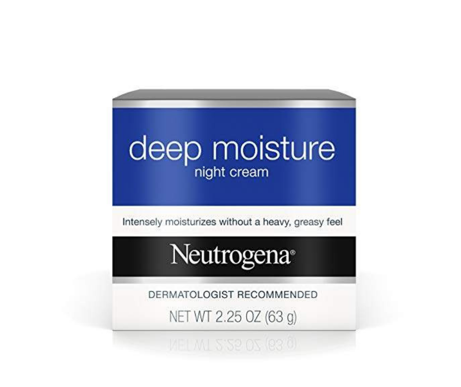 January Favorites night cream
