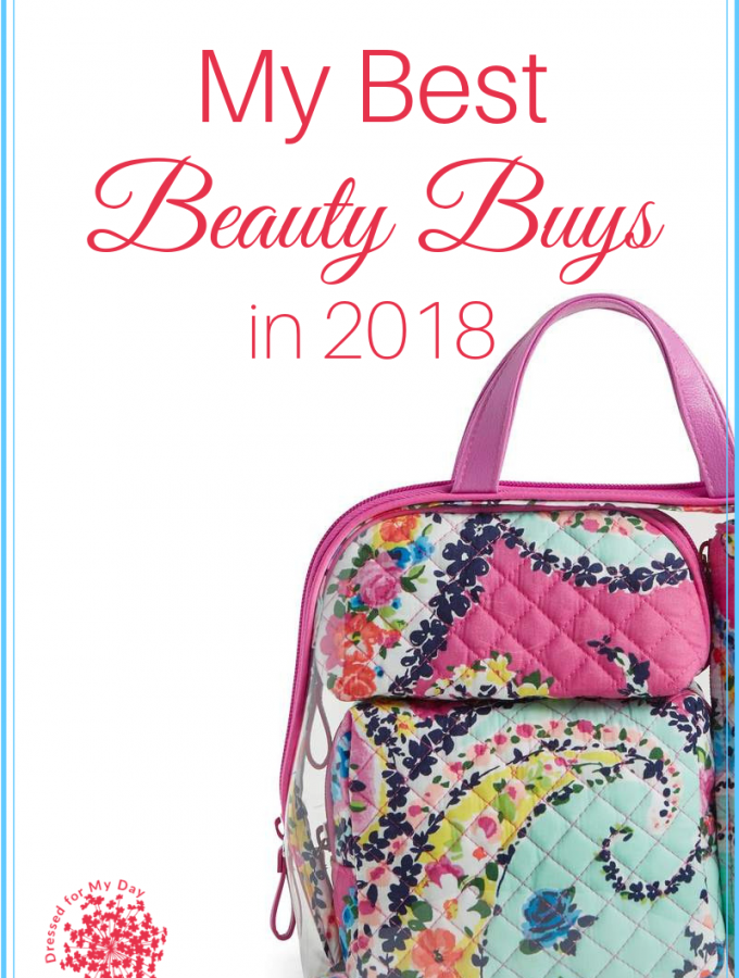 My Best beauty Buys of 2018